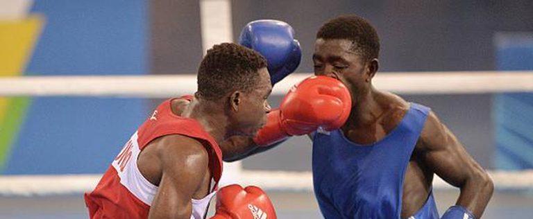 Nigeria amateur boxing